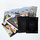 huanggua Elegant Kpop BTS 2019 Sommerpaket in Korea Mini Postkarten Fotokarten Bangtan Boys...
