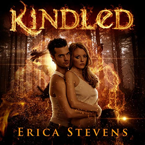 Kindled  By  cover art