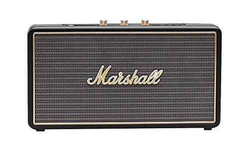 Marshall Stockwell Enceinte Bluetooth 25 W Noire