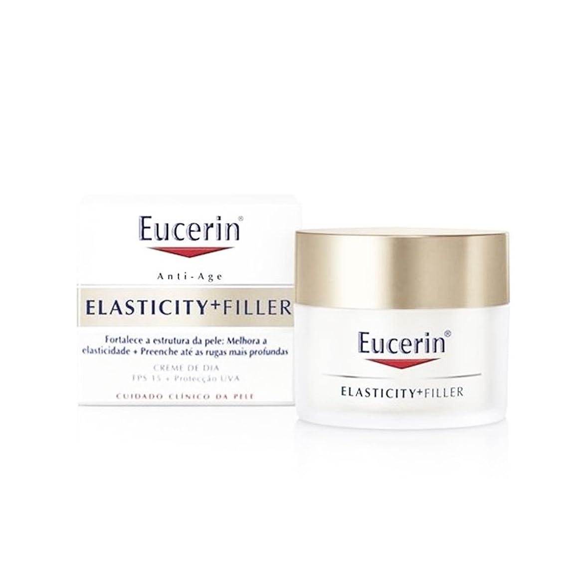 講義サワー家畜Eucerin Elasticity Filler Day Cream 50ml [並行輸入品]