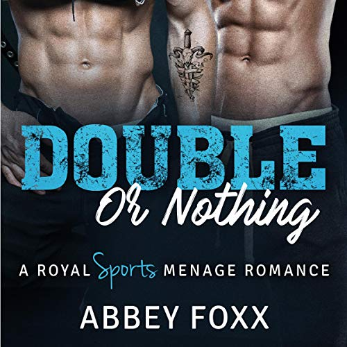 Double or Nothing audiobook cover art