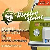 Various: Gregor Meyle Präsentiert Meylensteine Vol. 2 (Audio CD (Standard Version))