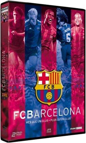 FC Barcelone - Plus qu'un club [Francia] [DVD]
