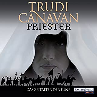 Priester (Das Zeitalter der Fünf 1) Titelbild