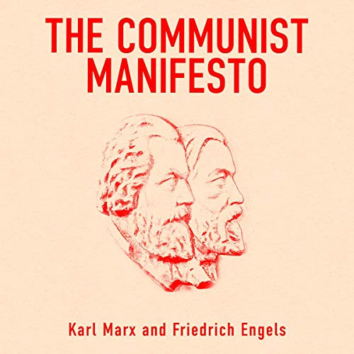 The Communist Manifesto  By  cover art