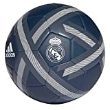 adidas Real Madrid FBL Balón, Hombre, Negro, 5