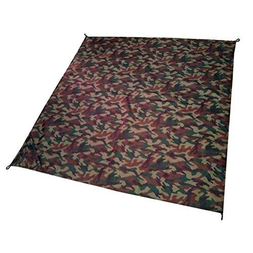 TAAMBAB Poids Léger Compact Poche Couverture de Plage - Imperméable Preuve de Sable Portable Picnic Mat pour Outdoor Activitives