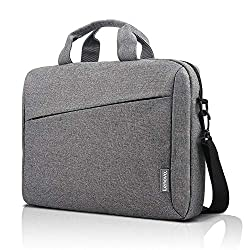 Lenovo Casual Laptop Briefcase T210 (Toploader) 15.6-inch Water Repellent Grey,Lenovo,GX40Q17231