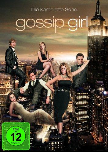 Gossip Girl - Die komplette Serie (exklusiv bei Amazon.de) [30 DVDs]