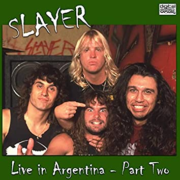 Live in Argentina - Part Two (Live)