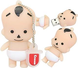 Pendrive 128GB USB Flash Drive U Disk Baby Kid Boy Memory Thumb Stick
