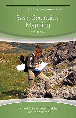 Download Basic Geological Mapping (Geological Field Guide) 0470686340