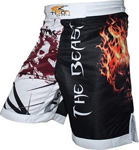 MMA shorts Kick Boxing short Cage Fight Grappling Shorts UFC Martial Arts Shorts Abbildung 2