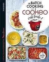Le batch cooking au cookeo, c'est facile !