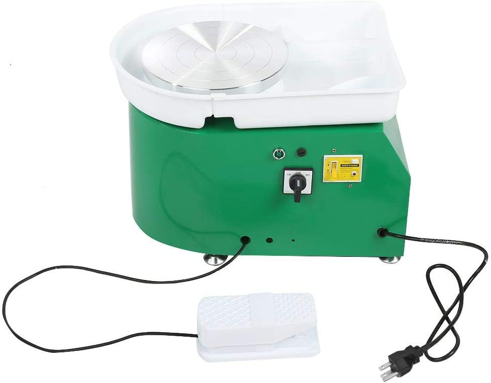 Electric Pottery Machine Low Smoothly Noise Indianapolis Mall Rotates Cl Animer and price revision
