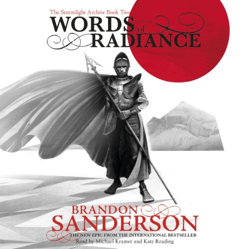 Words of Radiance cover art