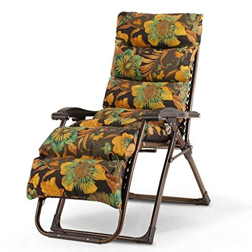 Tägliche Ausrüstung Stühle Barhocker Klappstuhl Mittagspause Lounge Stuhl Büro Nap Stuhl Freizeit Lazy Couch Home Elderly Chair