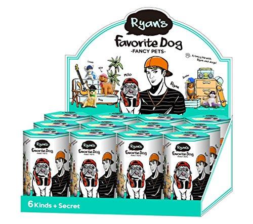 Ryan's Favorite Dog -FANCY PETS- BOX