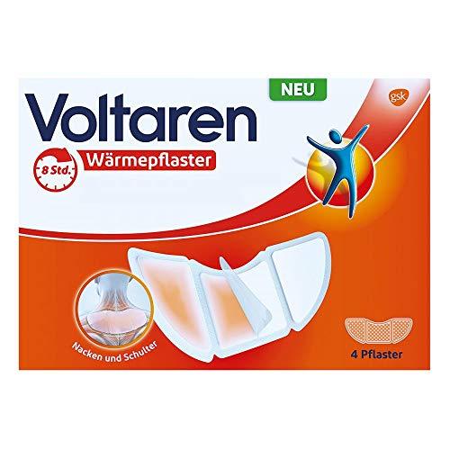 Voltaren Wärmepflaster Nacken und Schulter, 4 st. pleister