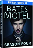 Bates Motel: Season Four [Blu-ray] [Import]