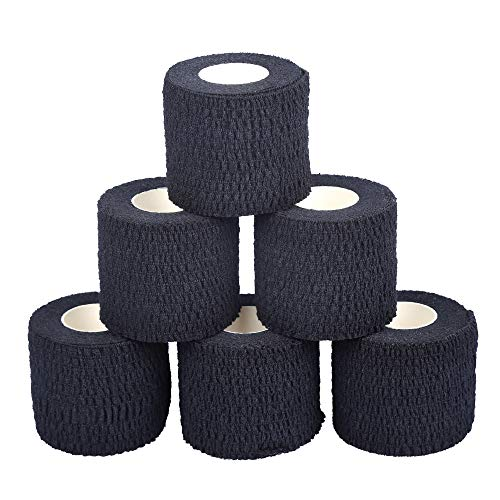 Oly Grip: Weightlifting Thumb Hook Grip Cotton Tear Stretch Tape (6...