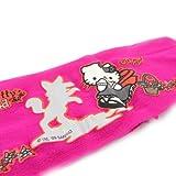 Hello Kitty [I1739] - Con los ojos vendados 'Hello Kitty' rosa fuschia.