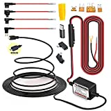 15ft Micro USB & Mini USB Dash Cam &Type-C Hardwire Kit w. Mini(ACS)/LP...