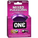 One Mixed Pleasures Multi 3 Pack