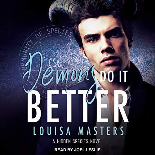 Demons Do It Better: Hidden Species Series, Book 1