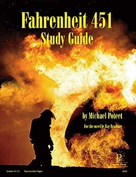 Perfect Paperback Fahrenheit 451 Study Guide Book