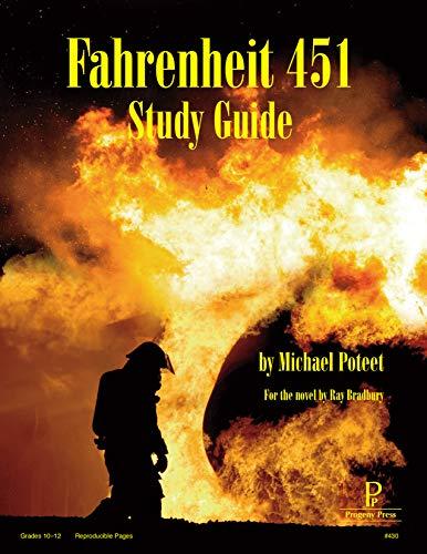 Fahrenheit 451 Study Guide 1586093614 Book Cover