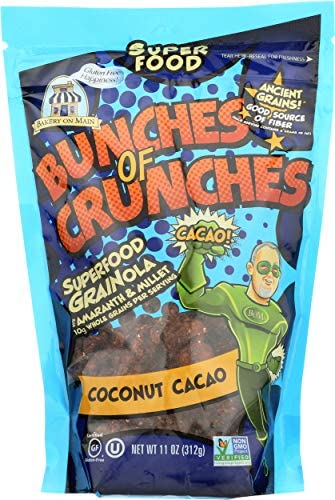 Bakery on Main Gluten Free Bunches of Crunches Granola Coconut Cacao 11 Ounce product image