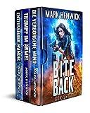 Bite Back Box-Set 1: Bände 1-3: Die verborgene Hand, Trumpf im Ärmel, Entfesselter Wandel: Urban Fantasy Thriller mit Amber Farrell