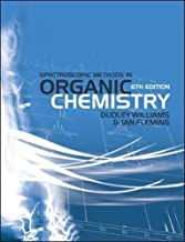 Spectroscopic Methods in Organic Chemistry by Dudley H. Williams (2007-12-01)
