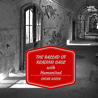 The Ballad of Reading Gaol with Humanitad cover art