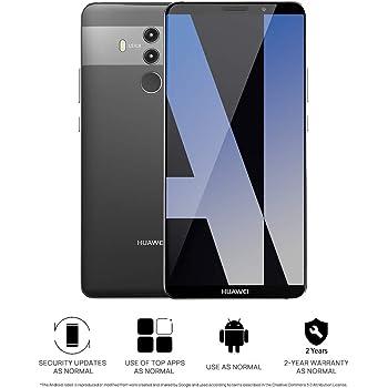 Huawei 51091 wvh mate10 Pro (15,24 Cm (6.0 Pulgadas), 128 GB de ...