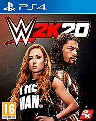 WWE 2K20 with Amazon Exclusive DLC (PS4)