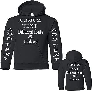 nf youth hoodie