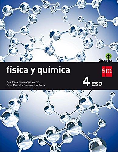 Física y química. 4 ESO. Savia - 9788467586985 🔥