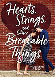 Jacqueline Firkins, Hearts Strings and Other Breakable Things, Mansfield Park, Jane Austen, Austen in August, jane austen adaptations, young adult books, ya books, the book rat, book rat misty,