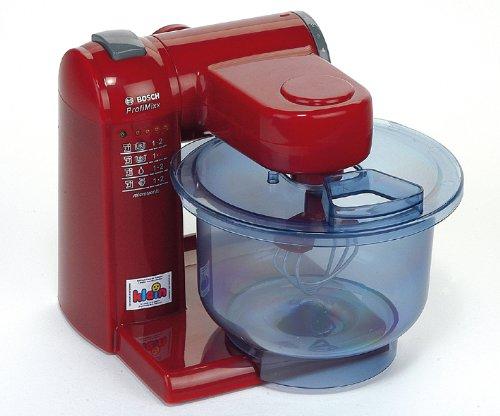 Theo Klein Kitchen Machine Bosch Máquina De Cocina, Juguete, Color Gris, Rojo, 2+ (9556)