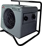 Devi de la Industria Termoventilador devitemp 106T 6000W Calefacción Ventilador/calefactor rápido 5703464010626