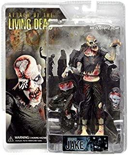 Mezco Attack of the Living Dead Afterlife Jake Action Figure [Light Skin]