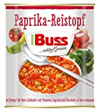 Buss Paprika-Reistopf, 6er Pack (6 x 800 g)