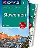 KOMPASS Wanderführer Slowenien: Wanderführer mit Extra-Tourenkarte 1:50.000, 61 Touren, GPX-Daten zum Download