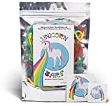 Unicorn Barf Rainbow Lace Licorice Funny Unique Christmas Stocking Stuffer Gag Candy Gift for Teens, Girls, Boys and Kids