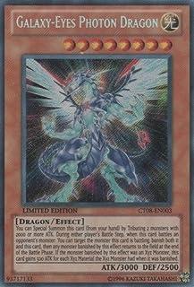 Yu-Gi-Oh! - Galaxy-Eyes Photon Dragon (CT08-EN003) - 2011 Collectors Tins - Limited Edition - Secret Rare