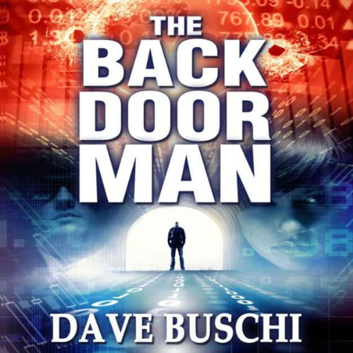 The Back Door Man audiobook cover art