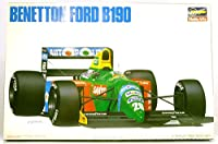 ハセガワ1/24ベネトンフォードB190'90日本GP1-2フィニッシュネルソンピケロベルトモレノ
