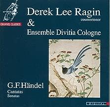 Handel: Alto and Soprano Solo Cantatas, Oboe Sonatas